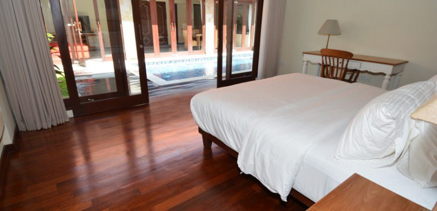 Bali Long Term Rental Villa Aisha in Sanur