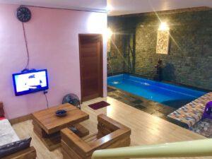 long term rental Villa Gabrielle in Sanur, yearly rental villa