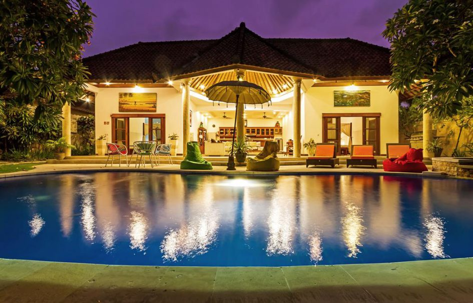 Bali Long Term Rental Villa Limon in Seminyak