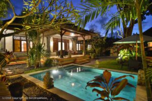 Long Term Rental Villa Kesari in Sanur, Yearly rental villa