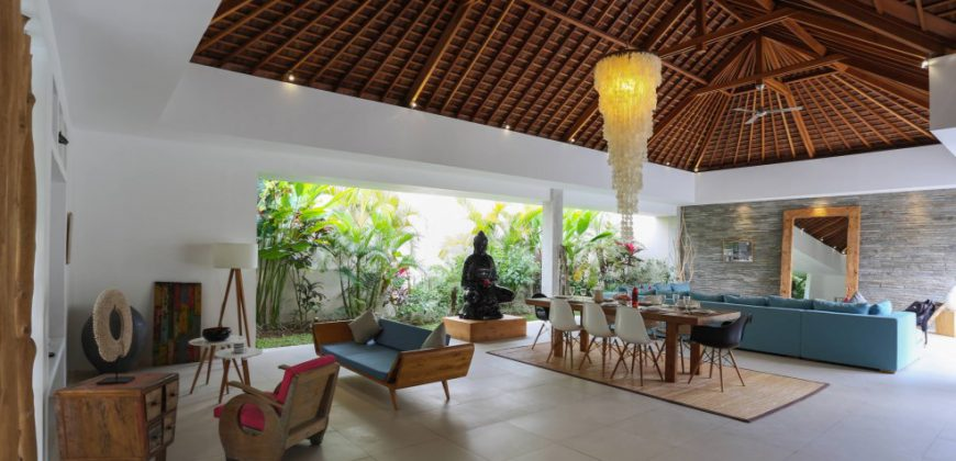Bali Long Term Rental Villa Emmaline in Umalas