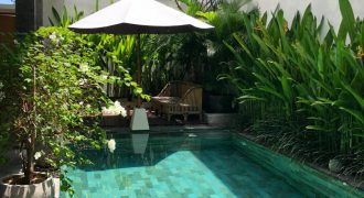 Bali Long Term Rental Villa Ezra in Pererenan