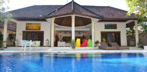 Long Term Rental Villa Limon in Seminyak, yearly rental villa