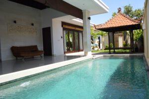 long term rental villa Alaina in Umalas, yearly rental villa