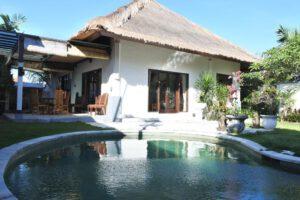 long term rental villa esperanza in Sanur, yearly rental villa