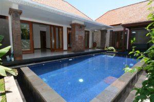 long term rental villa Emma in Sanur, yearly rental villa