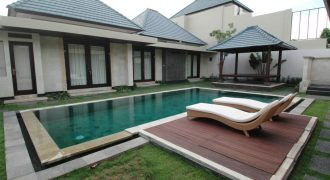 Bali Long Term Rental Villa Bianca in Sanur