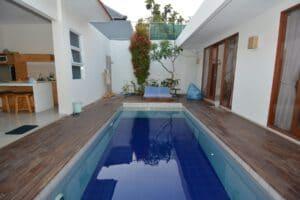 long term rental villa Katy in Umalas, yearly rental villa