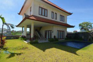 long term rental villa Kate in Canggu, yearly rental villa