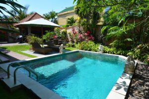 Long term rental villa Kesari in Sanur, yearly rental villa