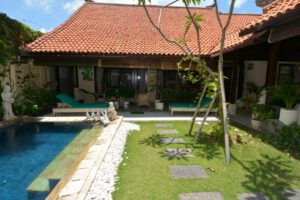 long term rental villa Dulce in Nusa Dua, yearly rental villa