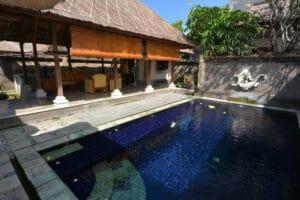Long Term Rental Villa Freya in Sanur, yearly rental villa