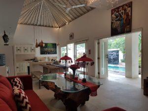 long term rental villa Emerson in Pererenan, yearly rental villa