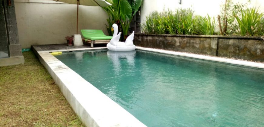 Bali Long Term Rental Villa Elliana in Umalas