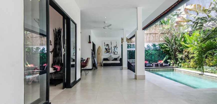 Bali Long Term Rental Villa Ember in Kerobokan