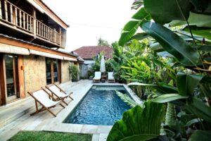 Long Term Rental Villa Fernanda in Pererenan, yearly rental villa