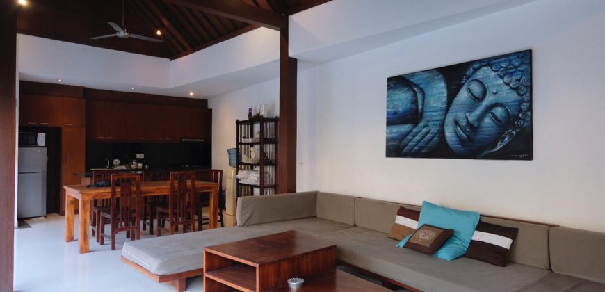 Bali Long Term Rental Villa Finley in Umalas
