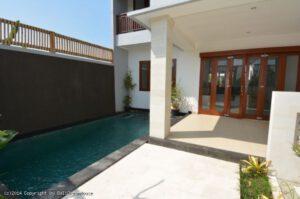 long term rental villa Caroline in Sanur, yearly rental villa