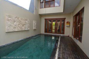 Long term rental villa Della in Kerobokan