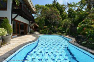 long term rental villa Demi in Sanur, yearly rental villa