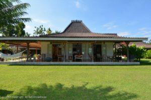long term rental villa Clarissa in Umalas, yearly rental villa