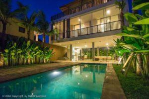 long term rental villa Delilah in Berawa, yearly rental villa