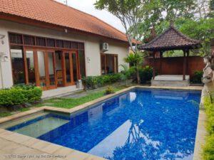 long term rental villa Davina in Sanur, yearly rental villa