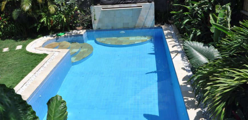 Bali Long Term Rental Villa Blair in Umalas
