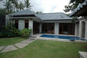 long term rental villa Aitana in Sanur, yearly rental villa