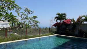 long term rental villa Fiona in Ungasan, yearly rental home
