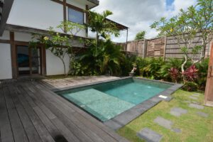 long term rental villa Warna in Pererenan, yearly rental villa
