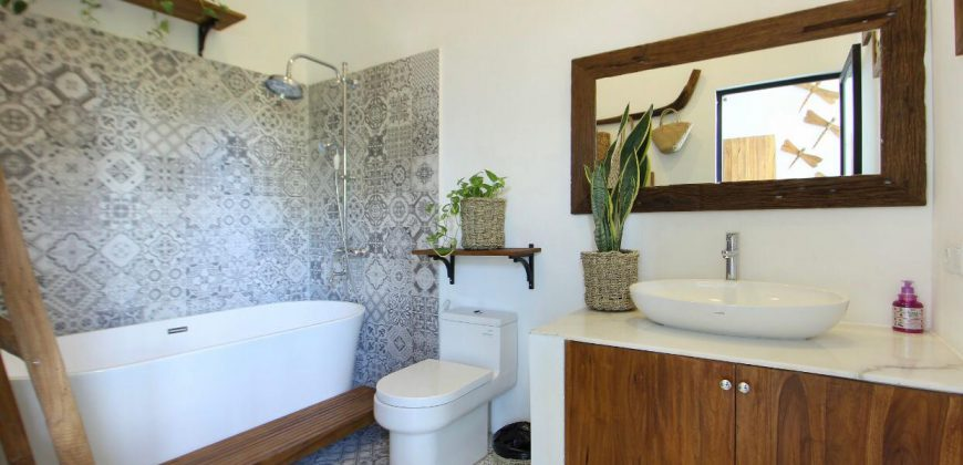 Bali Long Term Rental Villa Rocky in Berawa