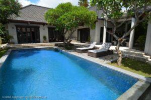 long term rental villa Crystal in Berawa, yearly rental villa