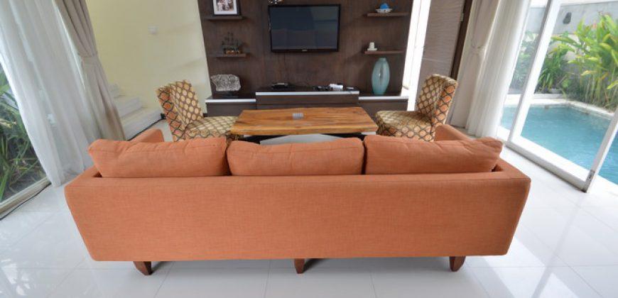 Bali Long Term Rental Villa Alexis in Kerobokan