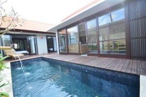 long term rental villa Arielle in Kerobokan, yearly rental villa