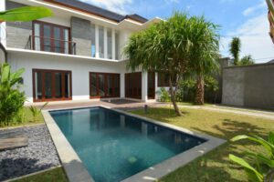 long term rental villa Claire in Kerobokan, yearly rental villa