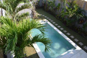 long term rental villa Alicia in Umalas, yearly rental villa