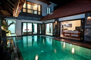Long Term Rental Villa Azalea in Seminyak, Yearly rental villa