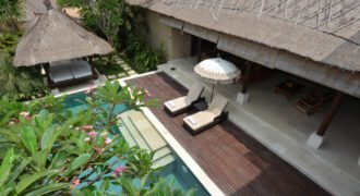 Bali Long Term Rental Villa Dahlia in Pererenan