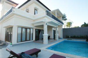 long term rental villa Bexley in Nusa Dua, yearly rental villa