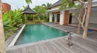 Bali Long Term Rental Villa Chana in Berawa