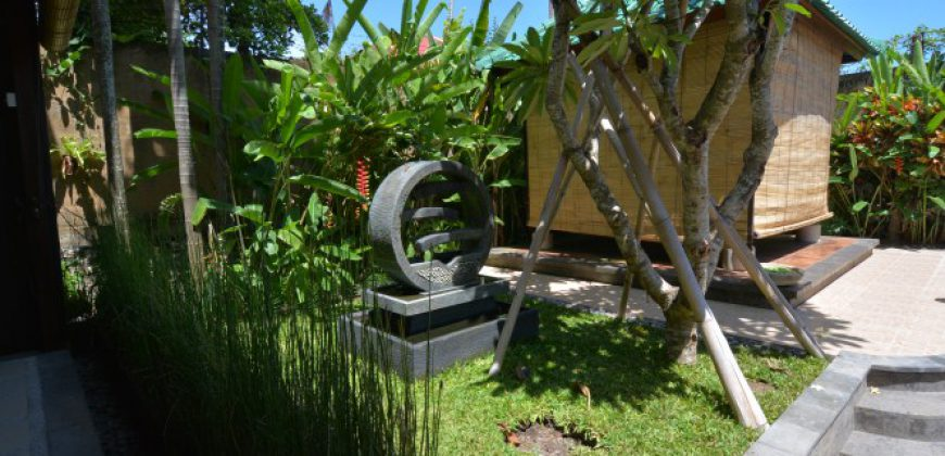 Villa Charlee in Kerobokan – AY658