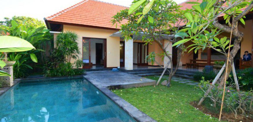 Bali Long Term Rental Villa Charleigh in Sanur