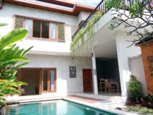 Long Term Rental Villa Carly in Berawa, Yearly Rental Villa