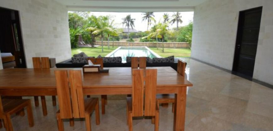 Bali Long Term Rental Villa Cassidy in Canggu