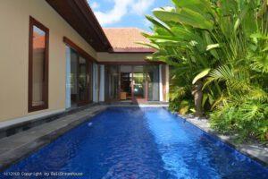 long term rental villa elisabeth in sanur, yearly rental villa