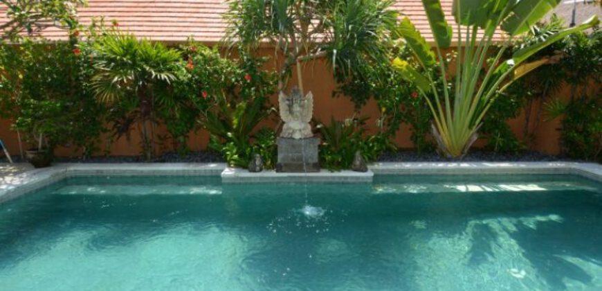 Bali Long Term Rental Villa Dream in Sanur