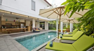 3-bedroom Villa Eliza in Seminyak