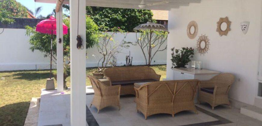 Bali Long Term Rental Villa Dorothy in Berawa