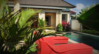 Bali Long Term Rental Villa Genevieve in Sanur